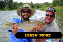 Guided Trout Fishing Trips