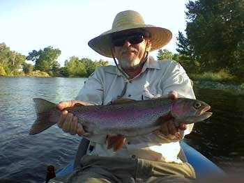 Fall Fishing on the Clark Fork