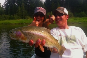 Missoula montana fly fishing missoula fly fishing guides for Learning to fly fish