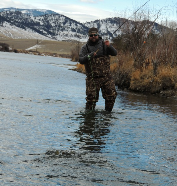 Making the most of january missoula fishing report for Missoula montana fly fishing