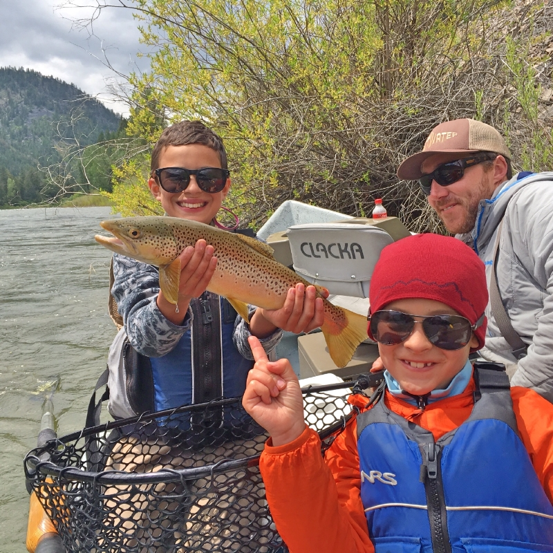 Hard to believe it 39 s gonna get better but it 39 s going to for Missoula fishing report