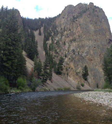 Rock creek fly fishing missoula on the fly for Rock creek montana fishing report