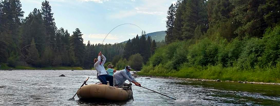 Fly Fishing Instructions